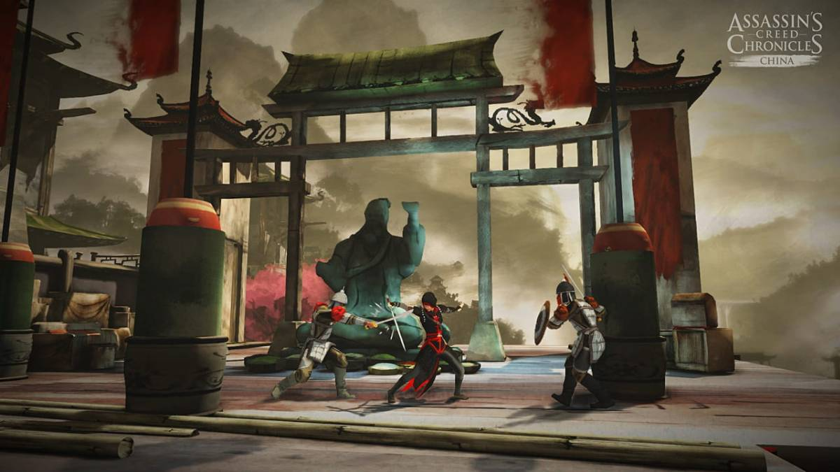 Assassin's Creed Chronicles: China (Duplicate)