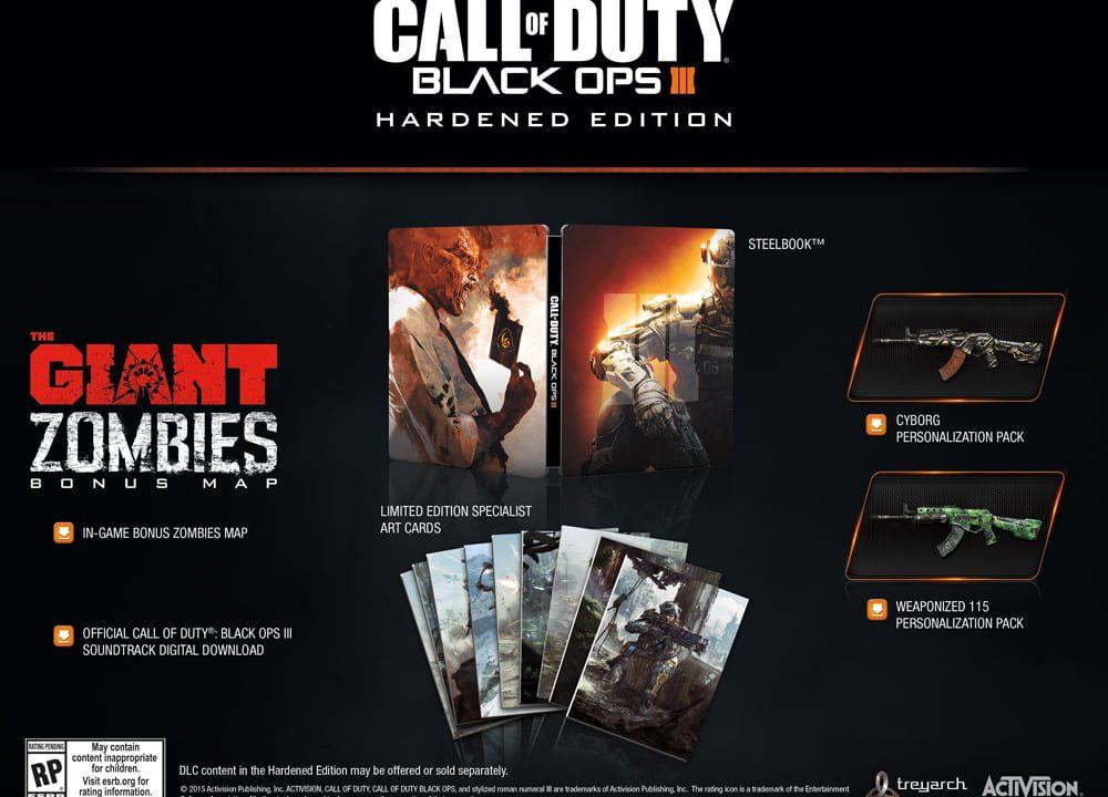 Call of Duty: Black Ops III – Hardened Edition