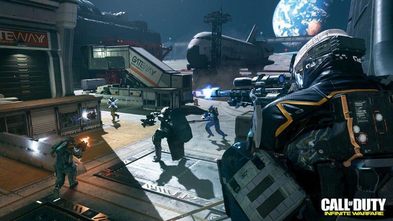 Call of Duty: Infinite Warfare – Legacy Pro Edition
