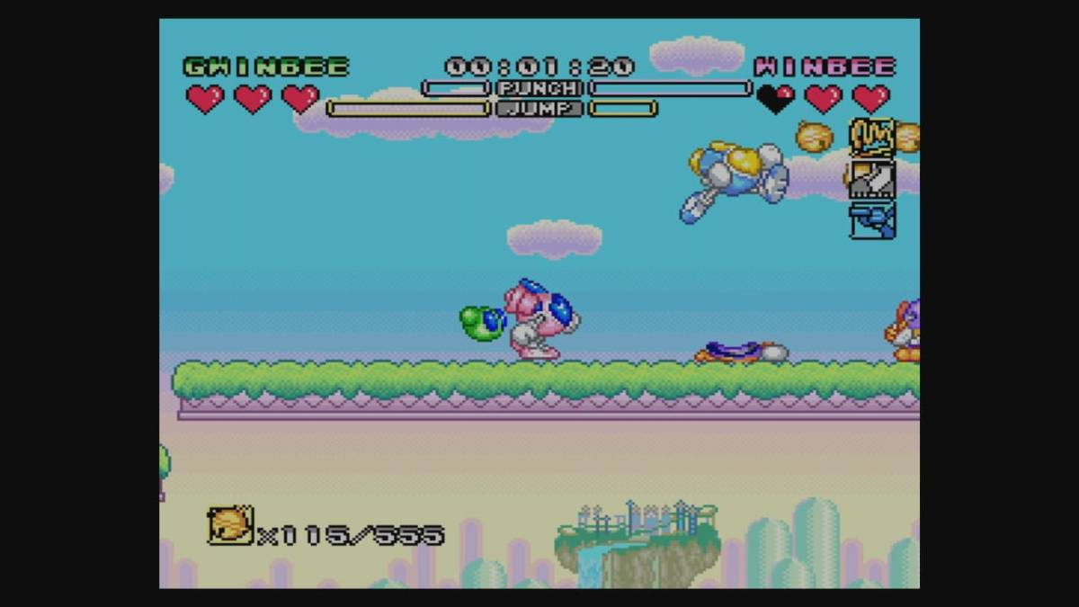 Pop'n Twinbee – Rainbow Bell Adventures
