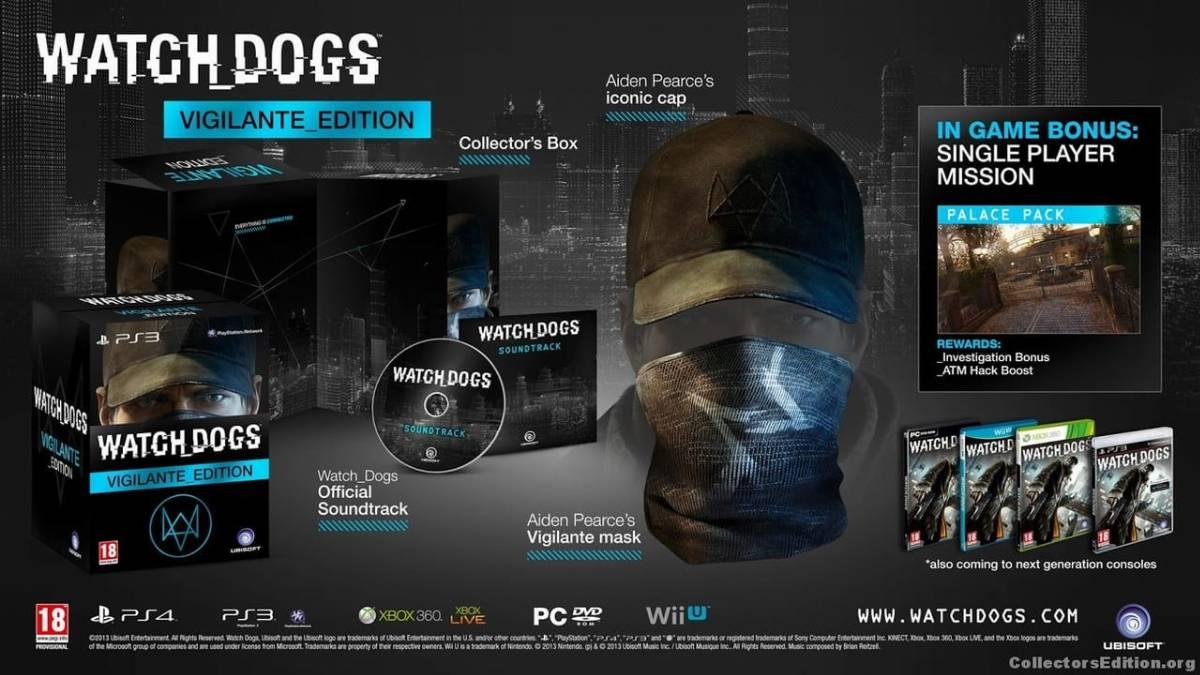 Watch_Dogs – Vigilante_Edition