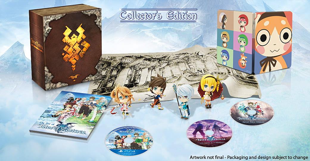 Tales of Zestiria Collector's Edition