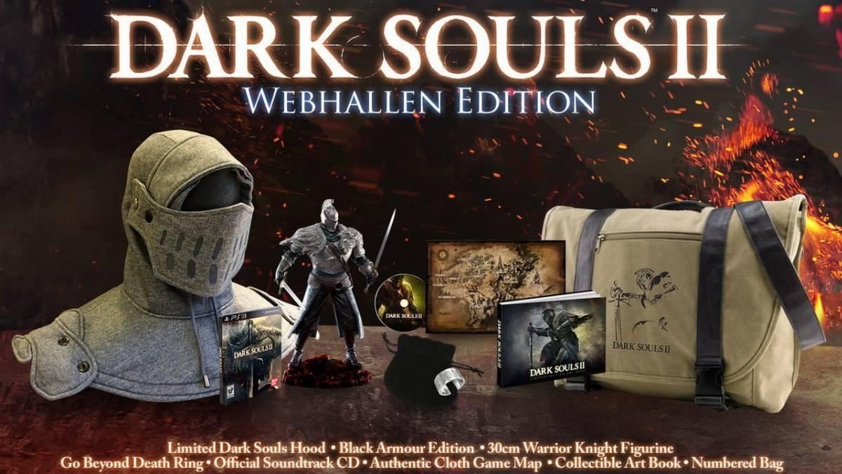 Dark Souls II: Webhallen Edition