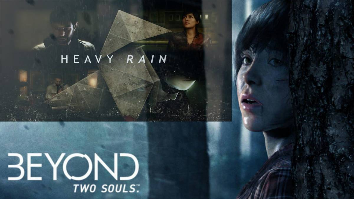 Heavy Rain & Beyond: Two Souls – Collection