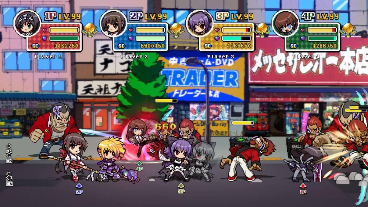 Phantom Breaker: Battle Grounds Overdrive