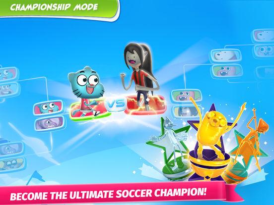 Cartoon Network Superstar Soccer: Goal!!!