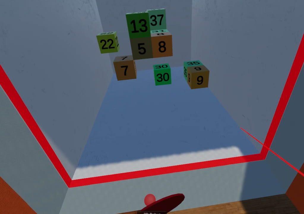 Paddle Master VR