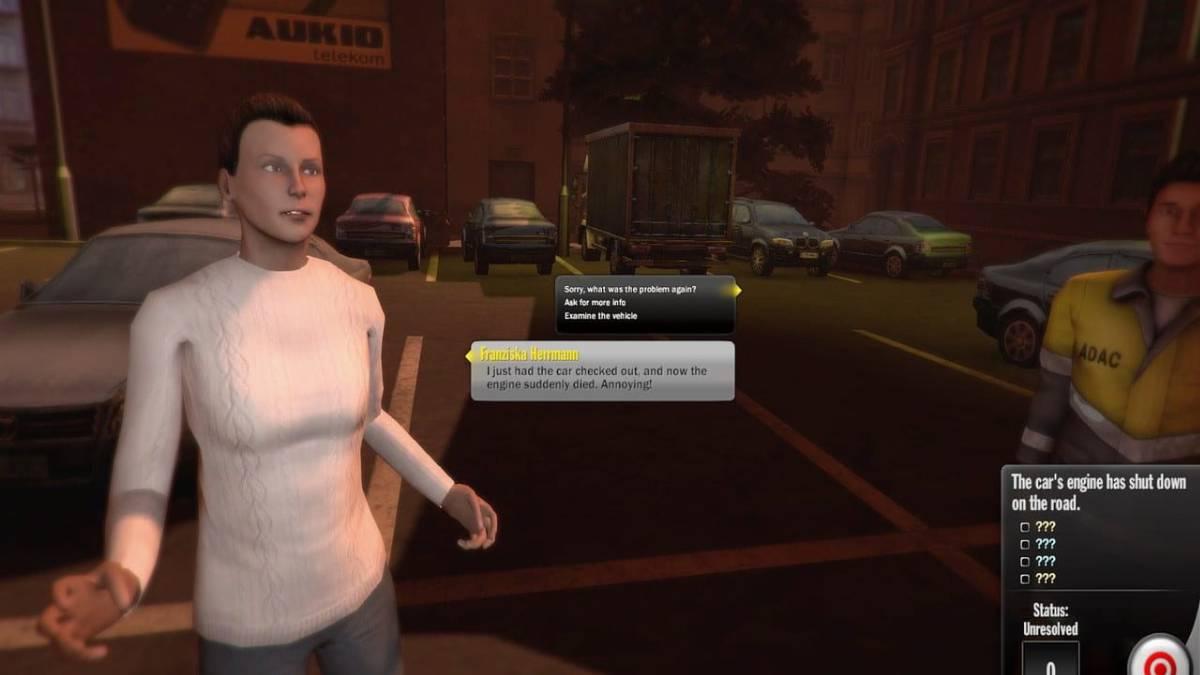 ADAC: The Simulation