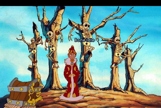 Discworld II: Missing Presumed…!?