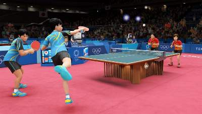 Olympics Games Tokyo 2020 - The Official Video Game