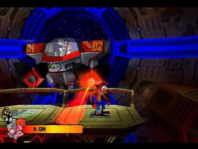 Crash Bandicoot 2: Cortex Strikes Back