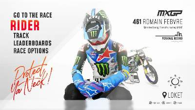 MXGP 2019 - The Official Motocross Videogame
