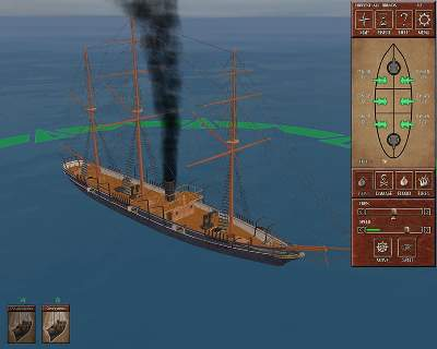 Ironclads: American Civil War
