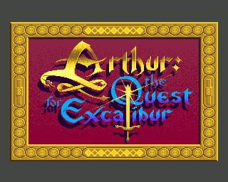 Arthur: The Quest for Excalibur