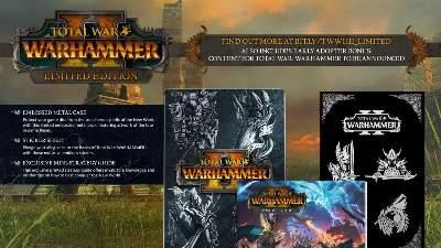 Total War: Warhammer II - Limited Edition
