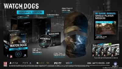 Watch_Dogs - Vigilante_Edition